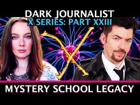 DARK JOURNALIST X-SERIES XXIII: MYSTERY SCHOOL HEIRS & CERN UFO XTECH LEGACY! GIGI YOUNG