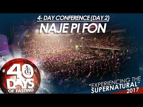 Pasteur Gregory Toussaint | 4-DAY Conférence 2017  (Day 2) I Naje pi fon