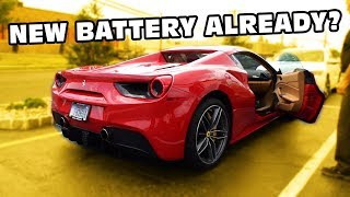Ferrari'S $800 Battery Isn'T Warrantied And Left Me Stranded