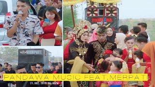 SUPER SERU PERTEMUAN PANDAWA MUSIC DENGAN MERPATI DI OLENG JEROWARU