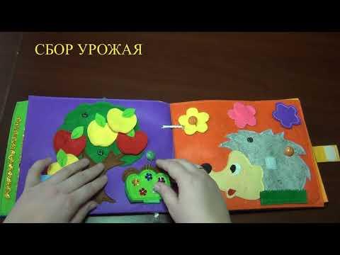Многофункциональное дидактическое пособие своими руками для детского сада