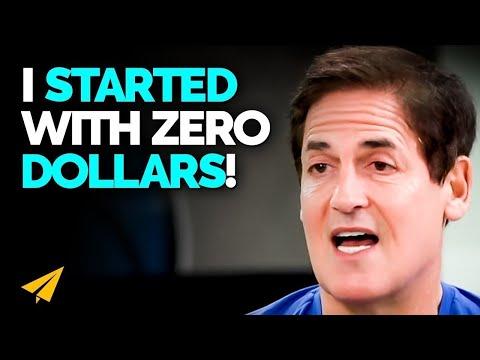 Mark Cuban's Top 10 Rules For Success
