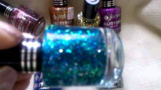 NEW Jordana Glitter Specialty Nail Polishes Part 2 Thumbnail