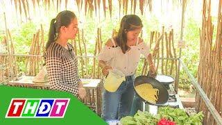 Trải nghiệm học làm bánh ở Làng bột Sa Đéc | THDT