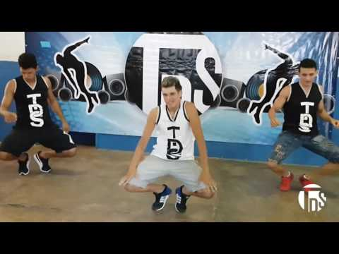 TDS - Vai descendo - MC Troinha e Dan Ventura COREOGRAFIA TesaoDoSwingOficial
