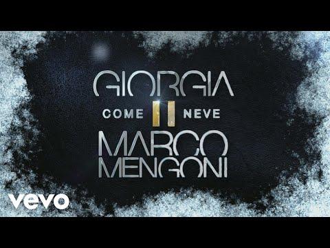 Giorgia, Marco Mengoni - Come neve (Teaser)