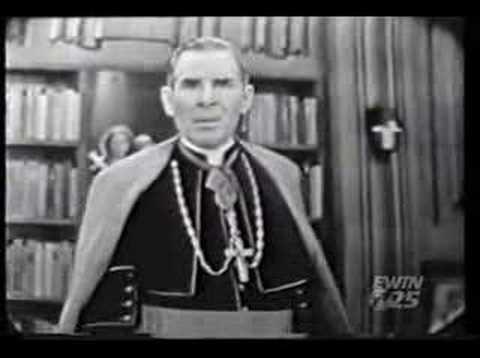 Bishop Fulton Sheen on Fatima Part II