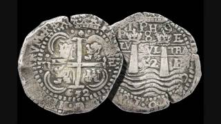 Treasure and World Coin Auction #10: Authentic Pirate Shipwreck Coins and Artifacts