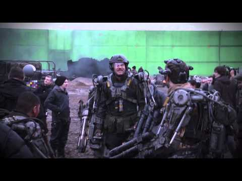Edge of Tomorrow: Behind the Scenes (Complete Broll) Tom Cruise, Emily Blunt
