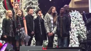 Mila Brener with Richie Sambora & Orianthis Hollywood Chris