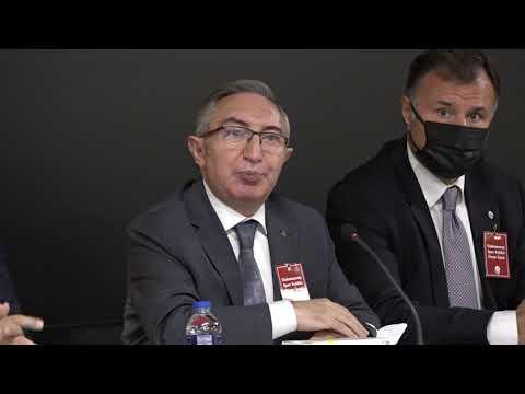 13 Ekim 2021 Galatasaray Divan Kurulu Toplantısı