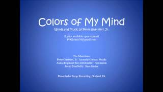 Peter Guerrieri Jr - Colors of My Mind