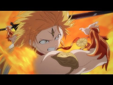 Magi (マギ) - Alibaba Djinn Equip & Extreme Magic [720p HD]