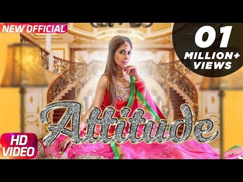 Attitude (Full Video) | Ruby Khurana | New/Latest Punjabi Song 2018 | Speed Records