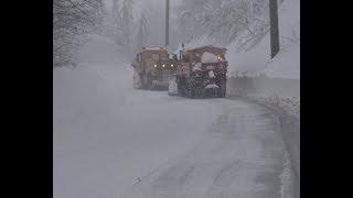 Iarna nu-i ca vara. In zona Bihorului au aparut avalansele - Stirile TTV Oradea, 16.01.2019