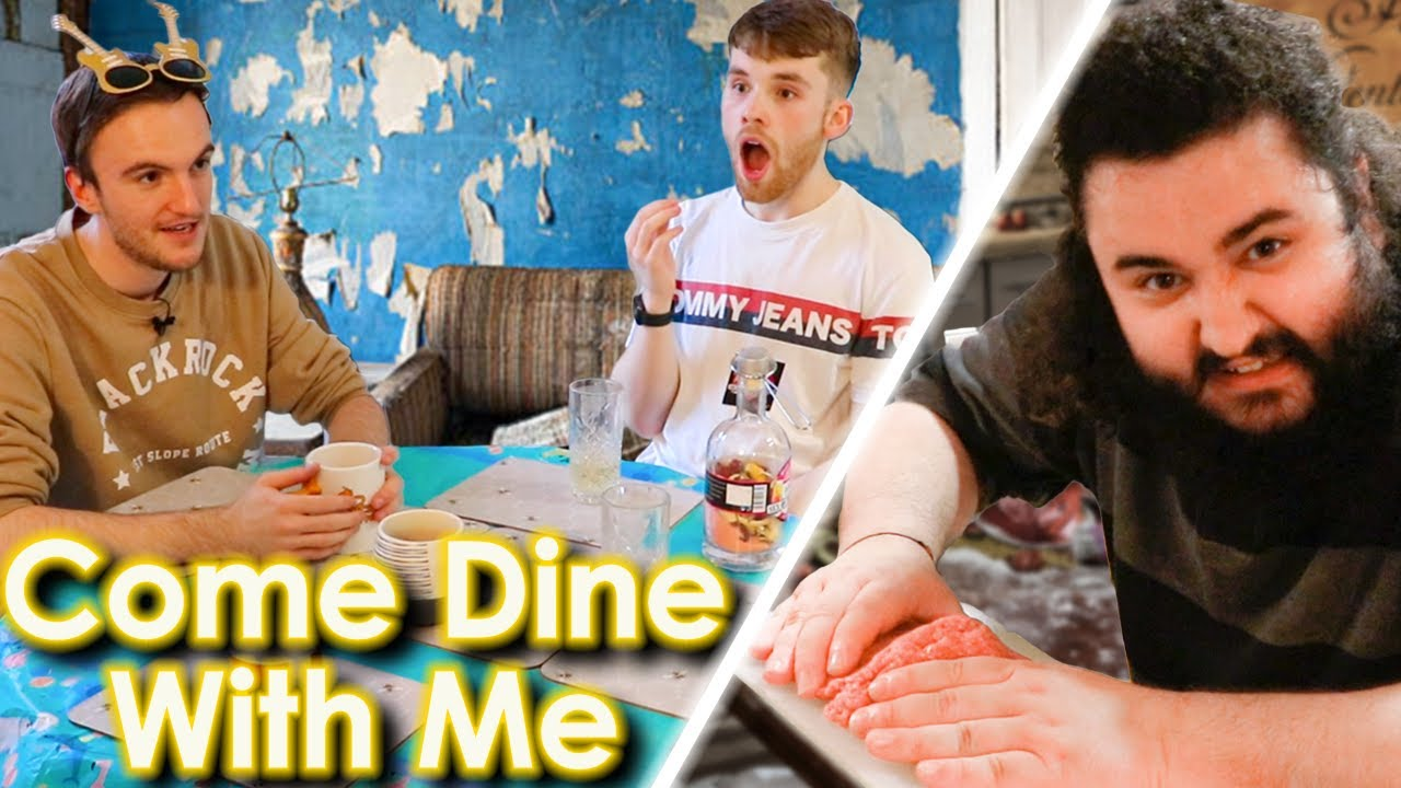 Stephen Tries Less: YouTuber Come Dine With Me