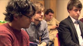 Confronting rationality: Eliane Glaser leads group discussion (part 1) // Bloomsbury Confrontations