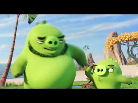 Angry Birds - Il Film - Nuovo Trailer Ufficiale Italiano