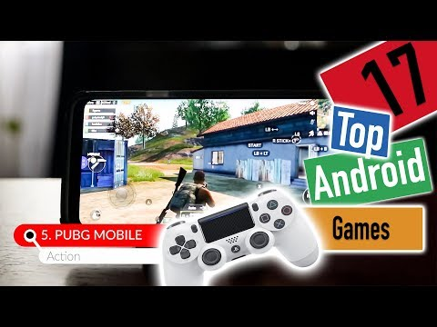 17 Top Android Games With PS3/4 Controller Support | Samsung Galaxy S9+