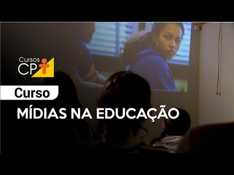 Clique e veja o vídeo Curso Mídias na Educação