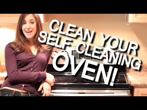 Clean Your Self-Cleaning Oven! Kitchen Appliance Cleaning Ideas (Fast & Easy) Clean My Space