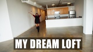 Video VLOG| Apartment Hunting - Finding My Dream Loft! download MP3, 3GP, MP4, WEBM, AVI, FLV Januari 2018
