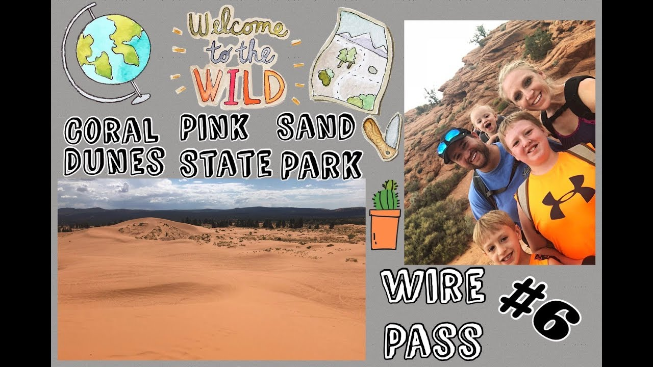Family Road Trip: Coral Pink Sand Dunes State Park and Wire Pass // Kanab, UT, Episode 6