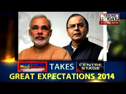 Can Modi & Jaitley junk anti-growth policies & fulfill peoples' expectations?