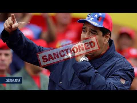 @marujatarre habla sobre sanciones de Canadá a Maduro y funcionarios rojos. Dígalo Aquí Seg. 2