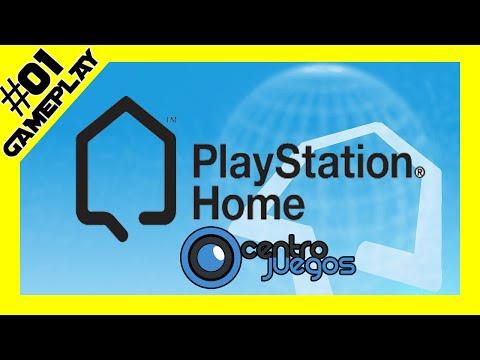 PlayStation Home Español Capítulo #01