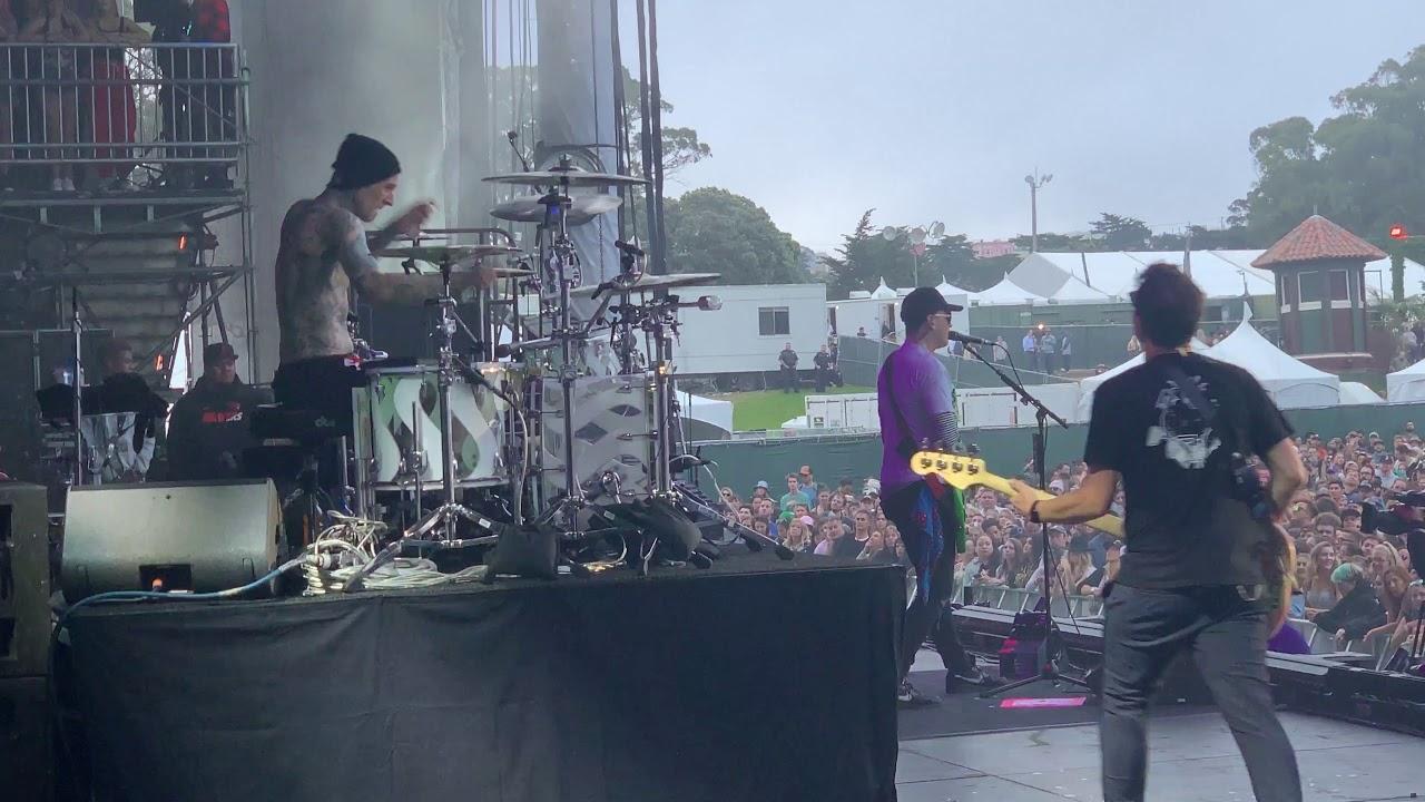 Download blink-182 - Violence (live) at Outside Lands - Aug 9, 2019