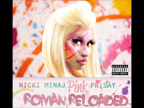 Roman Hοliday - Nicki Minaj (HQ)