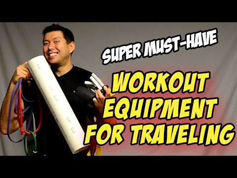 Top 6 Essential Travel Workout Accessories