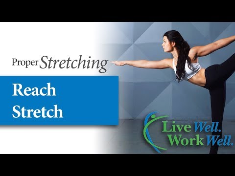 Reach Stretch - Live Well. Work Well. at Mid Coast