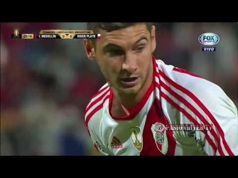 Independiente Medellin vs River Plate (1-3) Copa Libertadores 2017 - Resumen FULL HD