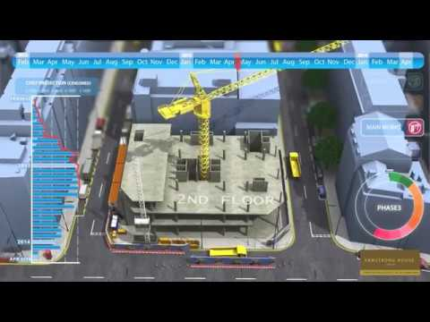 Visual 5d construction showreel