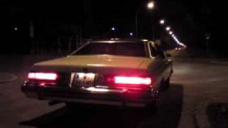 1975 Buick LeSabre taking off