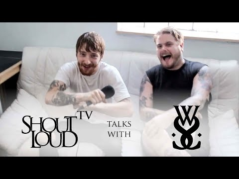 While She Sleeps Interview: About their lyrical content, 'You Are We' and the today's music scene!
