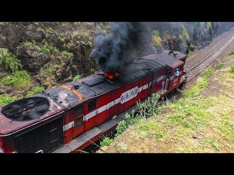 Thumbnail: Metre Gauge Magic | ALCO 251D Based YDM4 Spits Fire!
