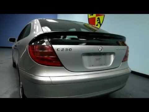 2002 mercedes benz c230 sport coupe 2d tyler tx youtube for Mercedes benz tyler texas