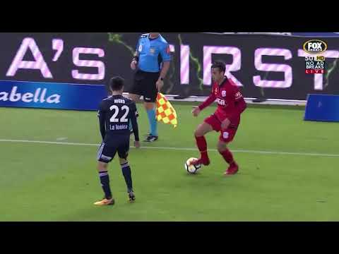 Melbourne Victory VS Adelaide United Round 10 2017/18 Highlights