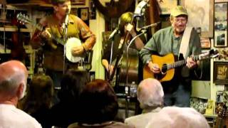 "LIVE FROM THE COOK SHACK - DALE JETT & HELLO STRANGER - ""Down In A Hole"""