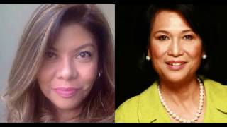 Filipina doctor message to Loida Nicolas-Lewis: Know your place and STAY OUT