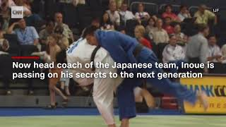 Legends of judo: Kosei Inoue (CNN JudoWorld)