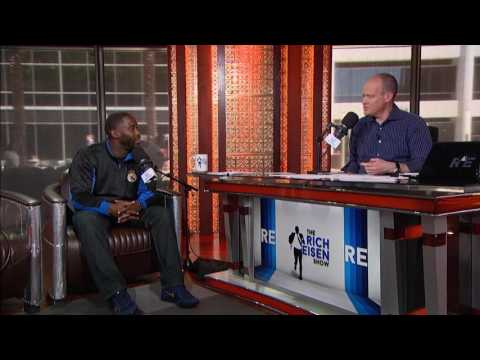 San Francisco 49ers WR Pierre Garcon on Playing With Peyton Manning & The Colts - 5/19/17