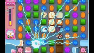 Candy Crush Saga - Level 1544 (3 star, No boosters)