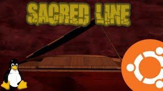 Sacred Line Gameplay on Ubuntu Linux Native