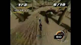 Nitrobike Nintendo Wii Trailer - E3 2007 Trailer