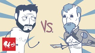 Geoff Vs The Homeless - Rooster Teeth Animated Adventures