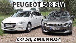 Peugeot 508 kiedyś i teraz. Zmiana na lepsze?